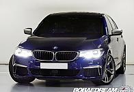 BMW 뉴 M550d xDrive G30