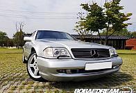 벤츠 SL500