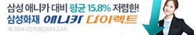 인터넷으로 저렴한 자동차보험 삼성화재 애니카 다이렉트